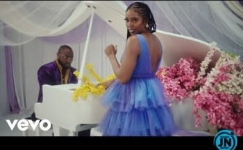 VIDEO: Tiwa Savage – Park Well ft. Davido